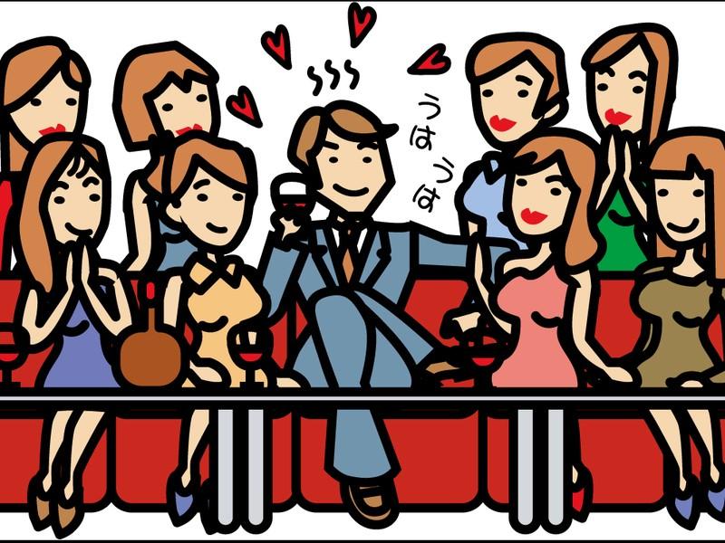 夜の錦でモテれば女性社員からもモテる!愛され経営者になるために♡の画像