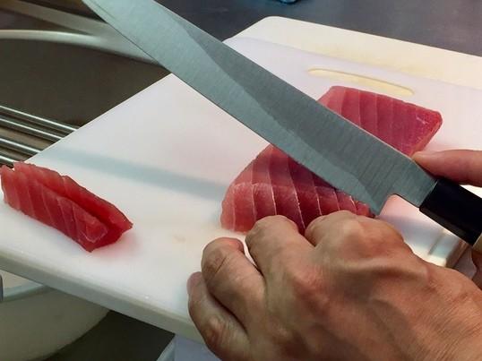 自分でにぎったお寿司をつぎつぎ食べちゃう寿司教室(埼玉・東大宮)の画像