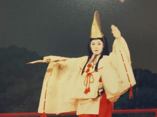 【手ぶらで日本舞踊】プレミアム上級編:白拍子コースの画像