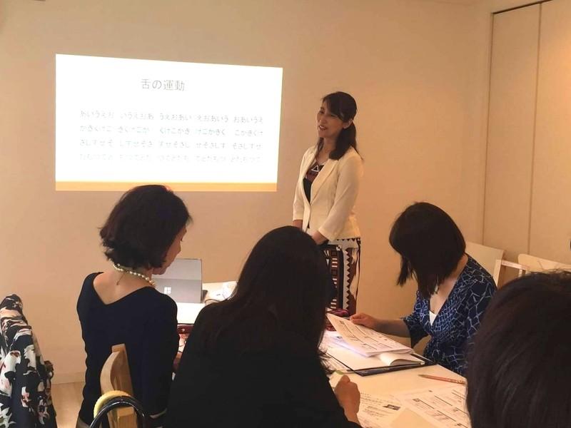 元NHKキャスターが教える「魅力的が伝わる自己紹介」セミナーの画像