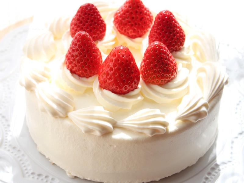 【春限定】苺Lovers集まれ!苺たっぷり贅沢ショートケーキ作りの画像