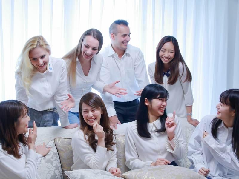 特別価格750円【3月8日】ジュニア外国籍講師と英語でお喋り会の画像