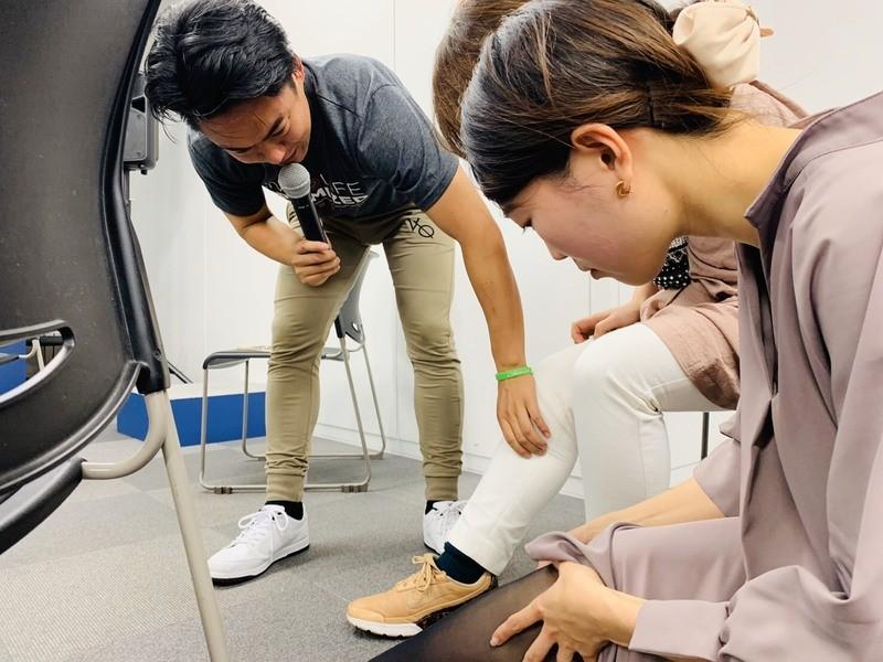 【オンライン対応】筋トレ女子会〜ゼロから始める美脚づくり〜の画像