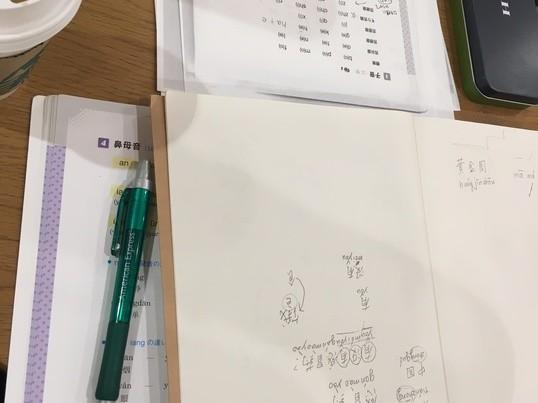 【オンライン講座】初級中国語講座1時間1000円の画像