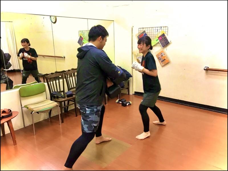 【完全パーソナル指導】ゼロからのキックボクシング@渋谷の画像