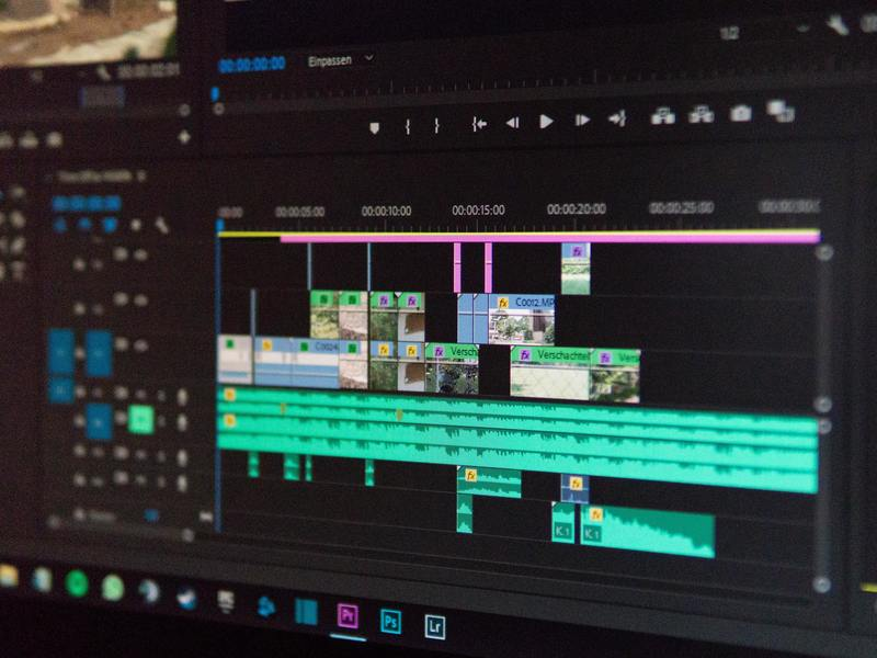 【個人レッスン】ワークショップ型PremierePro講座の画像