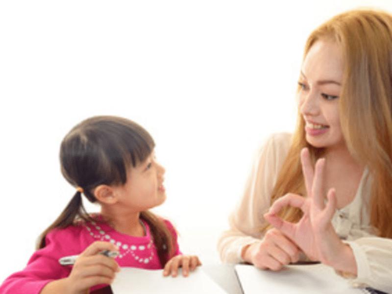【こども英会話・親子英会話】外国籍講師から学ぶ英会話4月25日土の画像