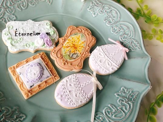 【期間限定】フランスアートクッキーの画像