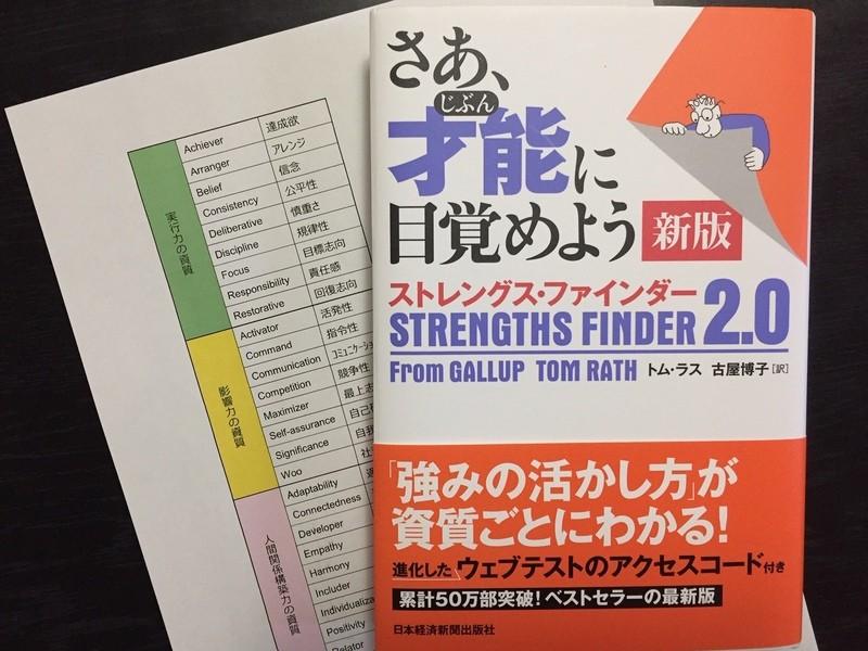 【オンライン】強みを活かす「ストレングスファインダー®講座」の画像