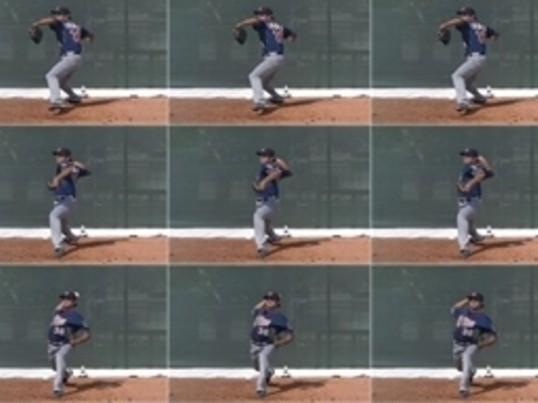さらにレベルアップしよう!!野球のピッチング・レッスン★大人対象の画像