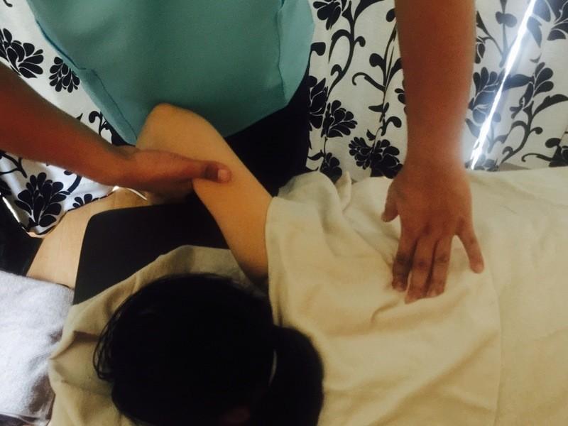 医療事故0♪ソフトタッチで筋肉を緩める魔法のような施術講座の画像