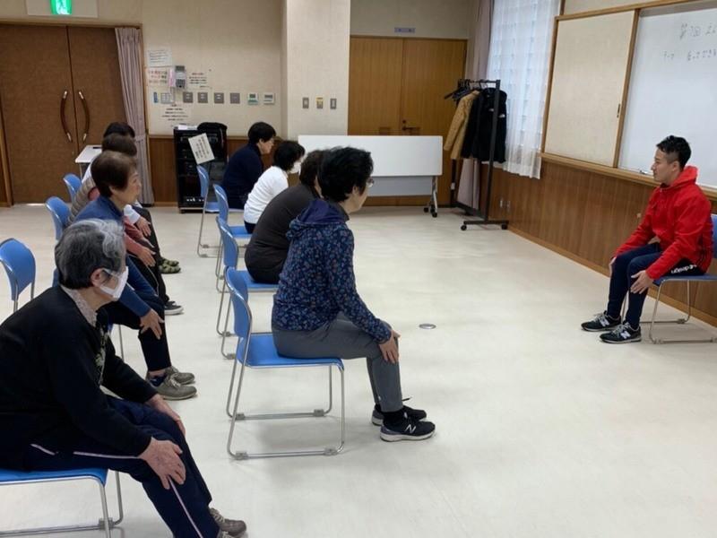 足首捻挫予防・改善教室の画像