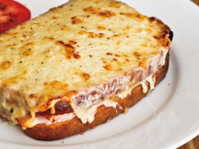 <魅惑のコンテチーズ>チーズスフレ❌クロックムッシュ❌トマトタルトの画像