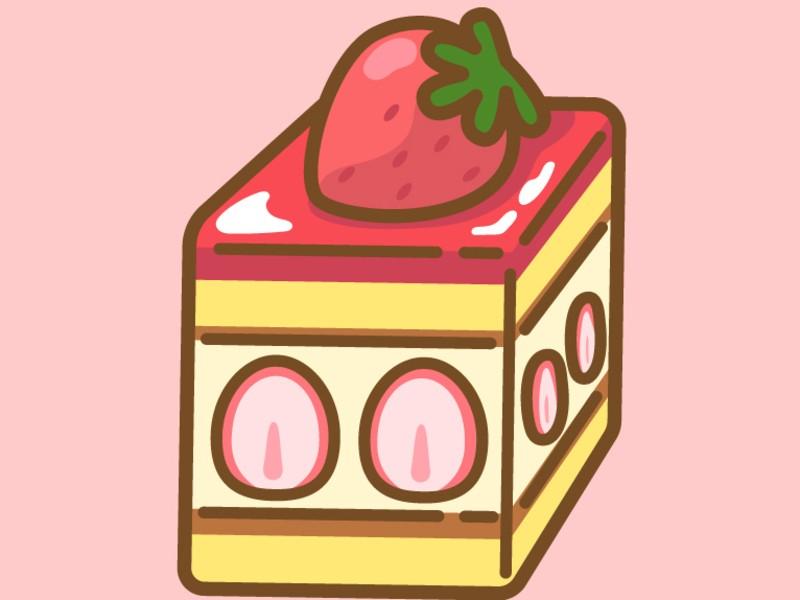 <苺のお菓子の会>バタークリーム❌フレジェ❌苺のクラシックの画像