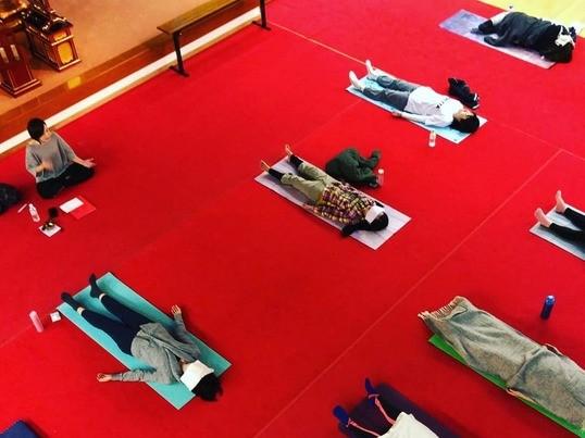 【ZOOM開催】書き出しワーク×眠りの瞑想ヨガニドラーの画像