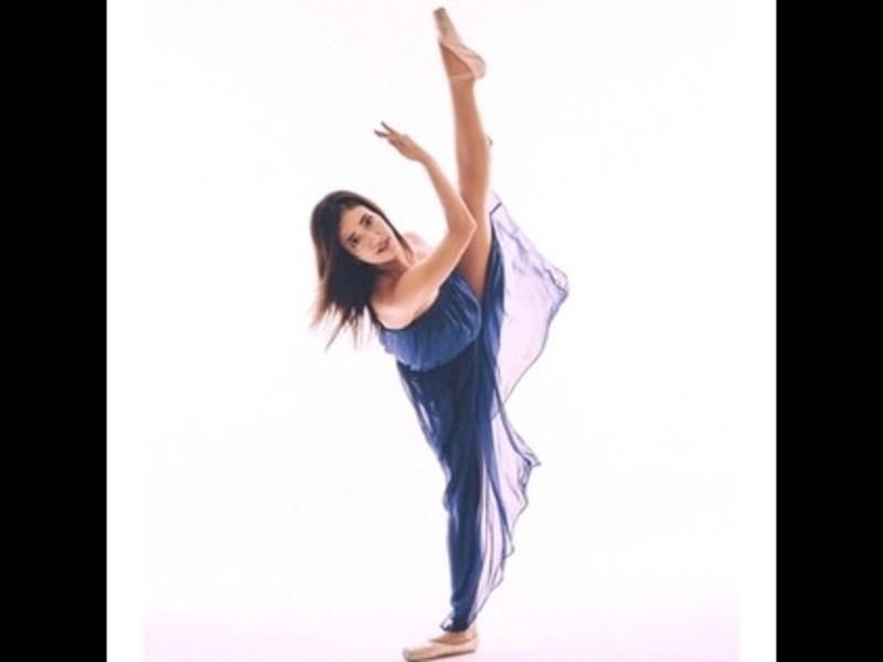 Online ballet fitness !! の画像