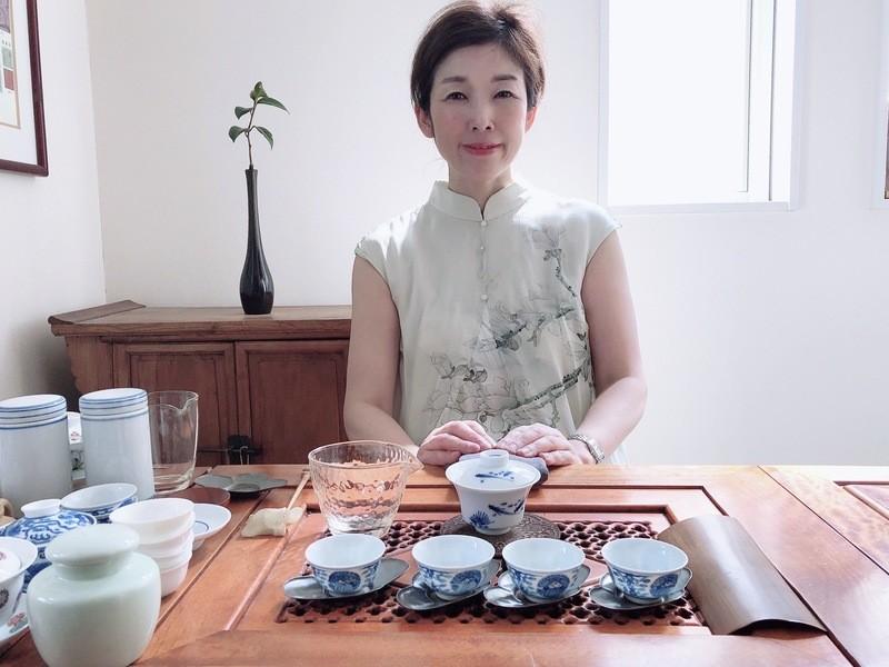1時間で中国茶が美味しく淹れられる講座の画像