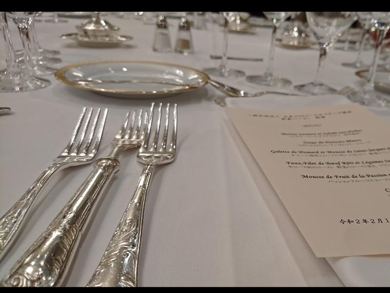 【オンライン】和食&洋食まとめて基本のテーブルマナー集中講座!の画像