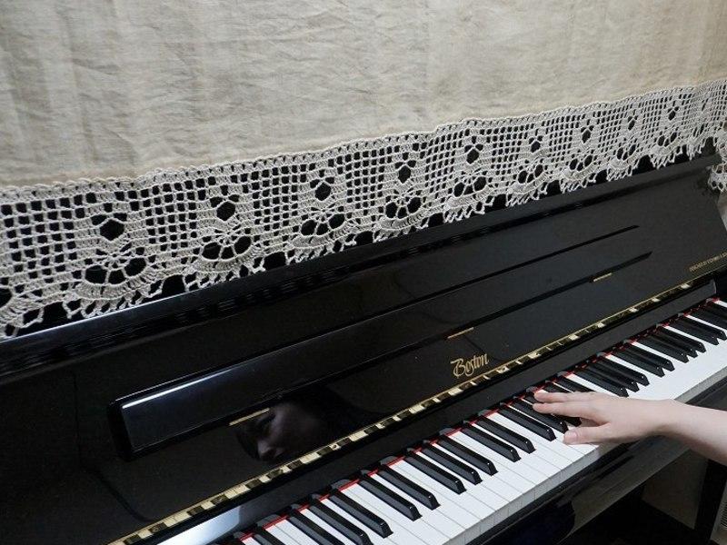 まずはお試し♪ワンコインピアノレッスン(オンライン)の画像