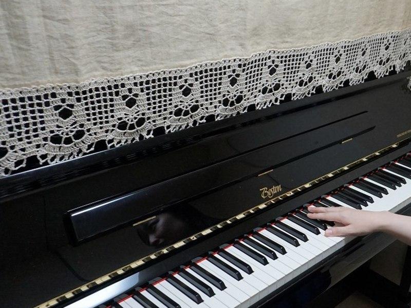 お子さま向けオンラインピアノコース30分の画像
