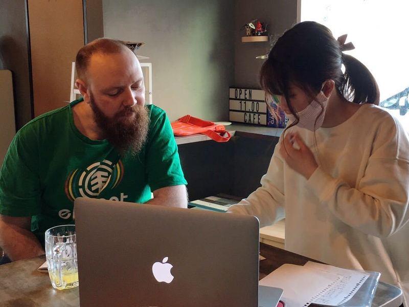 【オンライン】お家にいながら海外留学!イギリス人ジェームズと英会話の画像