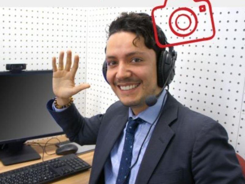 オンラインでフランス語会話を楽しもうの画像