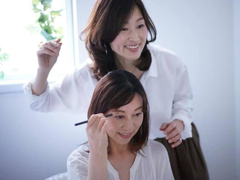 【オンライン】メイク初心者さん歓迎!誰でもできる美人眉レッスンの画像
