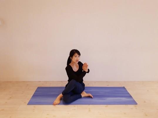 湘南隠れ家ヨガスタジオのオンラインプライベートレッスンの画像
