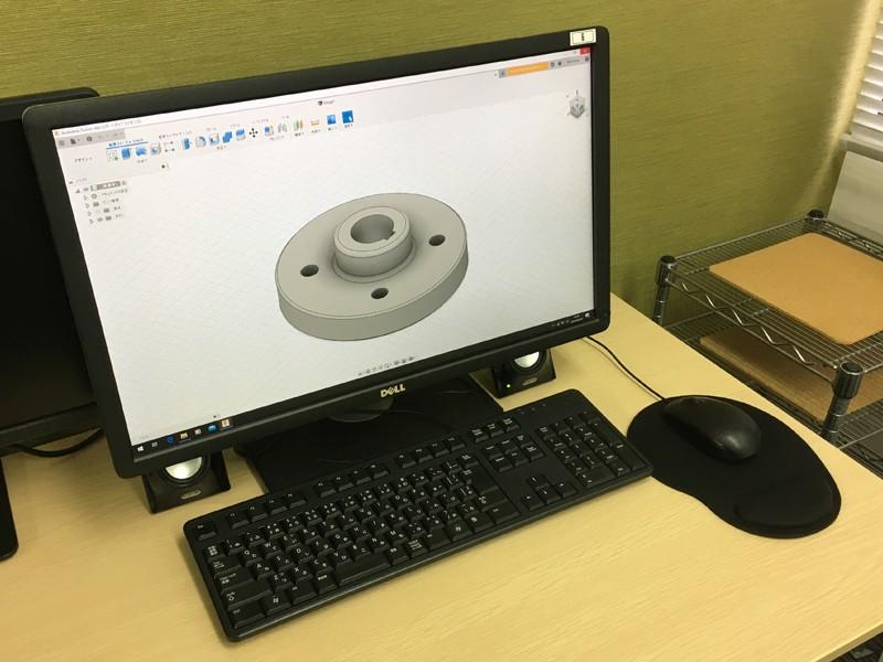 Fusion360速習講座の画像
