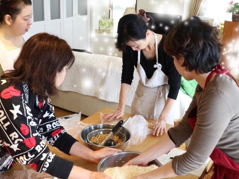 おうちごはんがとびきり美味しくなるオリジナル塩麴と塩麴レシピの画像