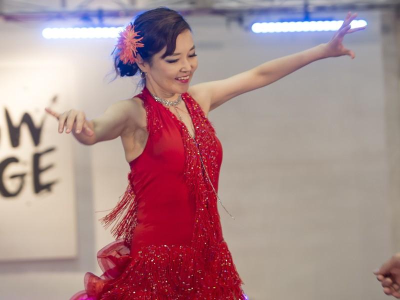 【オンライン開催】ひとりで踊るサルサ♪初心者大歓迎!の画像