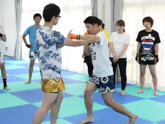 【オンライン】2ヶ月(8回)でキックボクシングの動きを覚えられる!の画像