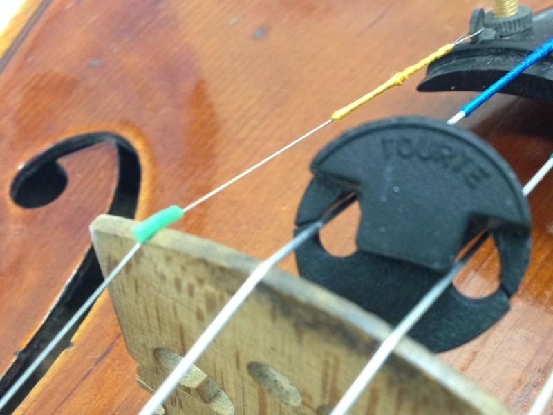 おうちでヴァイオリン zoomレッスンの画像