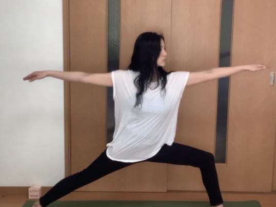 【オンライン開催】心と体の免疫力UPヨガ〜マインドフルネスヨガ〜の画像