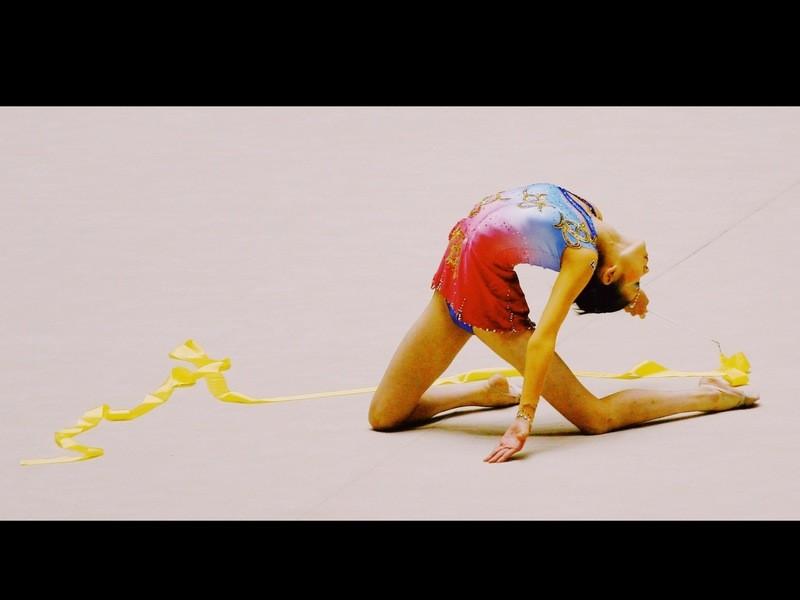 元新体操日本代表が教える 新体操レッスン 上級クラス *女性限定*の画像