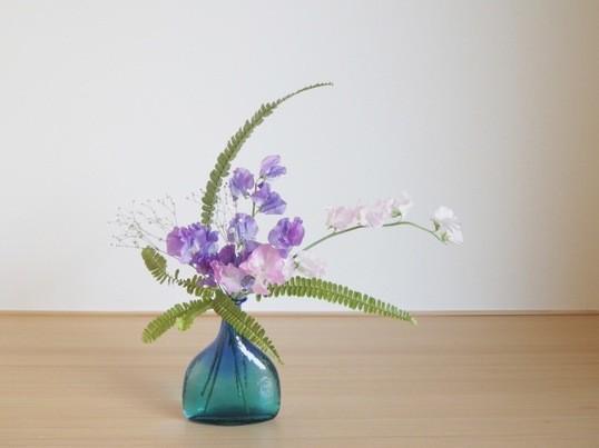 【女性限定】気軽に生け花教室!【子連れ可】の画像