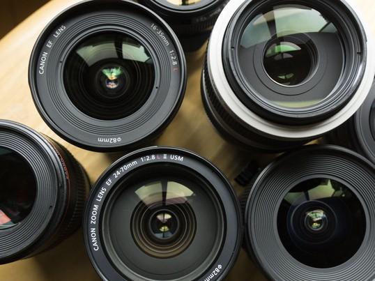 一眼デジタルカメラ基本講座 レンズ編の画像