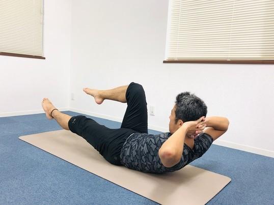 [オンライン]初めてのピラティス 体幹トレーニング始めましょう♪の画像