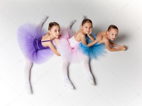 初めてのバレエfor kidsの画像