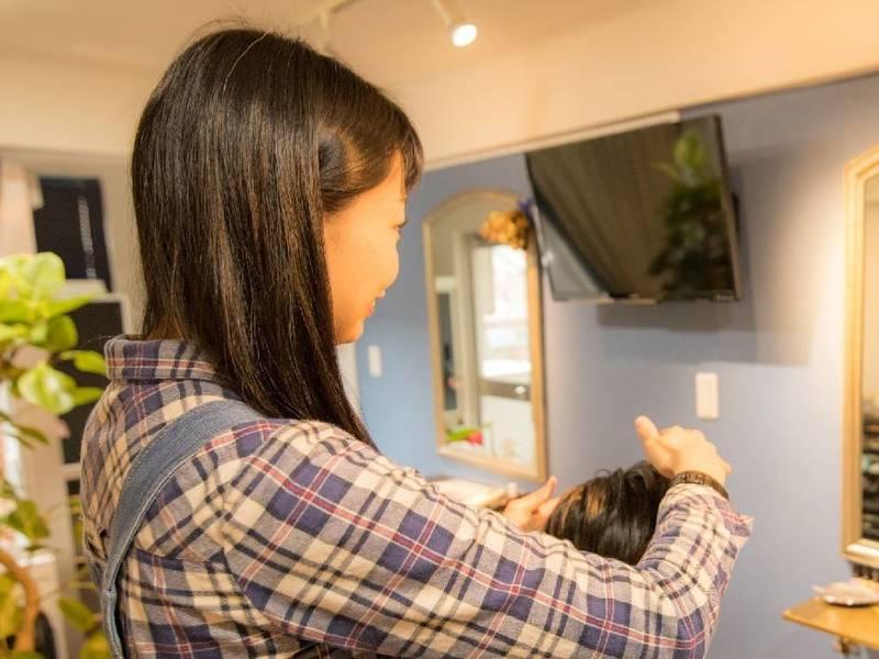 【オンライン】メンズヘアセット講座!の画像