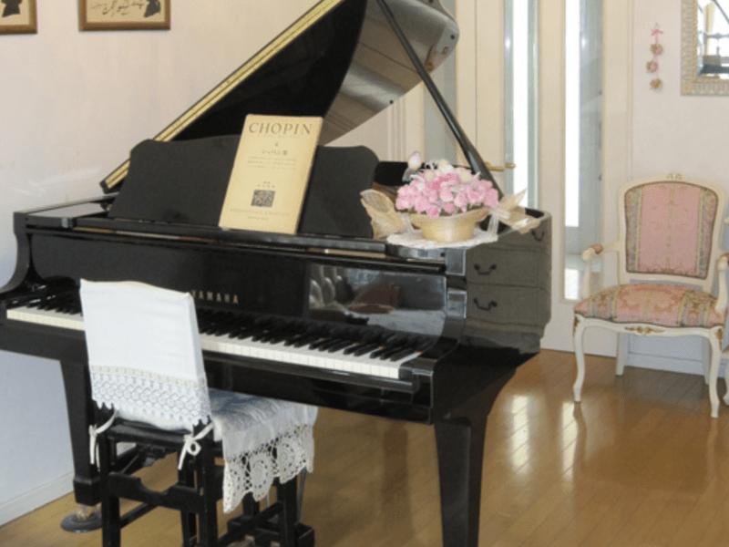 オンラインピアノ30分レッスンの画像