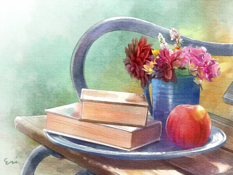 【オンライン講座】デジタルイラスト・絵画の描き方講座 経験者コースの画像