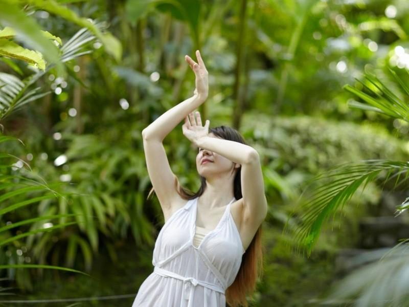 未経験【オンライン30分】女性性を取り戻す女神の【シャクティ瞑想】の画像