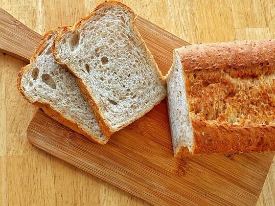 【オンラインレッスン】で学ぶ『グラハム食パン』の画像