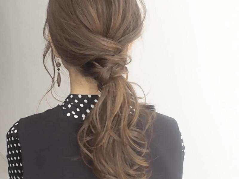 大人気美容師が教える♪コテの使い方と簡単アレンジ講座(初級編)の画像