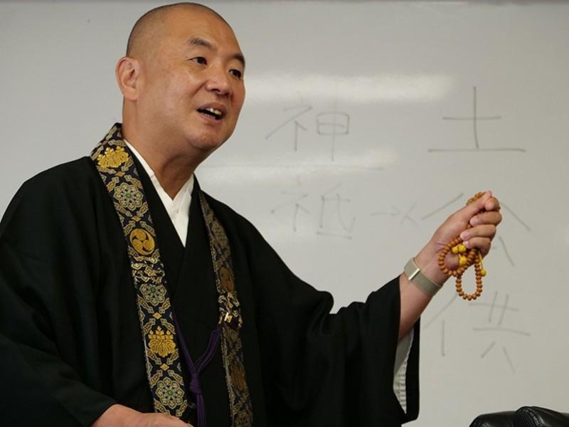 【zoom版】真言宗・仏教講座〜第2回「仏前勤行〜活用編」の画像
