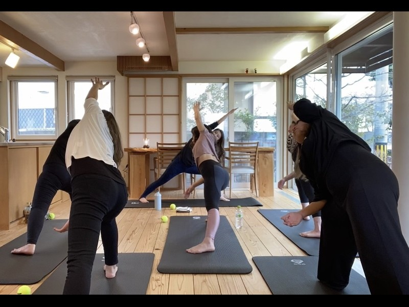 refresh Yoga×Pilates/強度2.5の画像