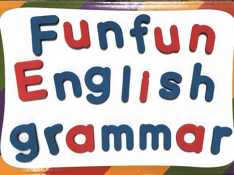 【オンライン】Fun  Fun English Grammarの画像