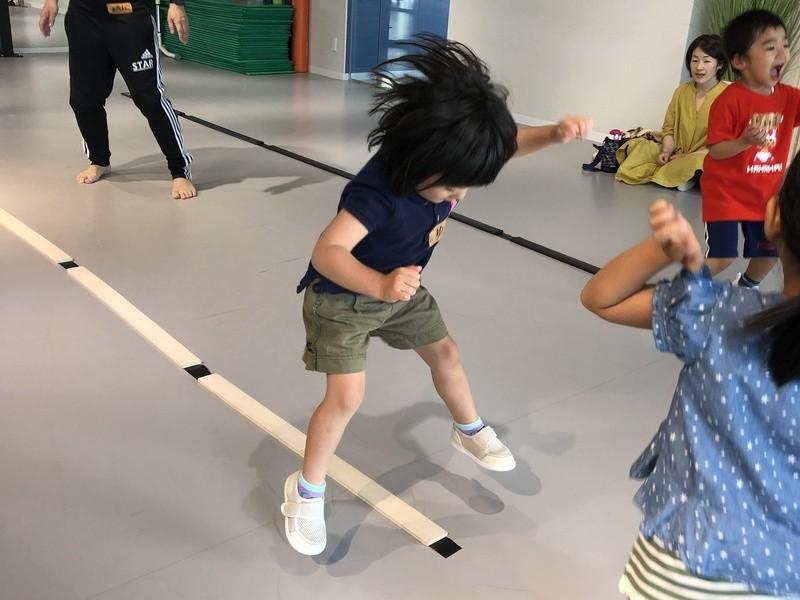 【君津】次世代のリズムトレーニング!リズムジャンプ【未就学児】の画像