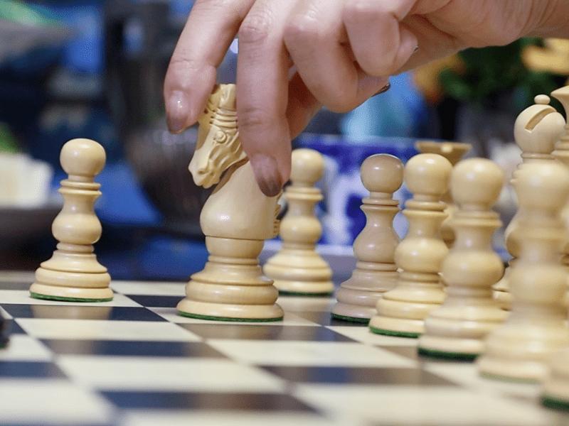 淑女のチェスコンシェルジュ資格 チェススタイルベーシックの画像
